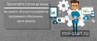 Разработка программного обеспечения у зарубежных специалистов